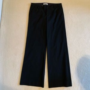 Gap wide legged trousers